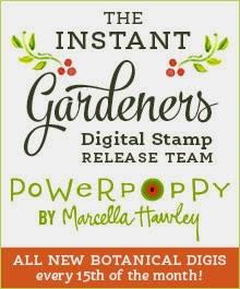 Power Poppy Instant Gardener